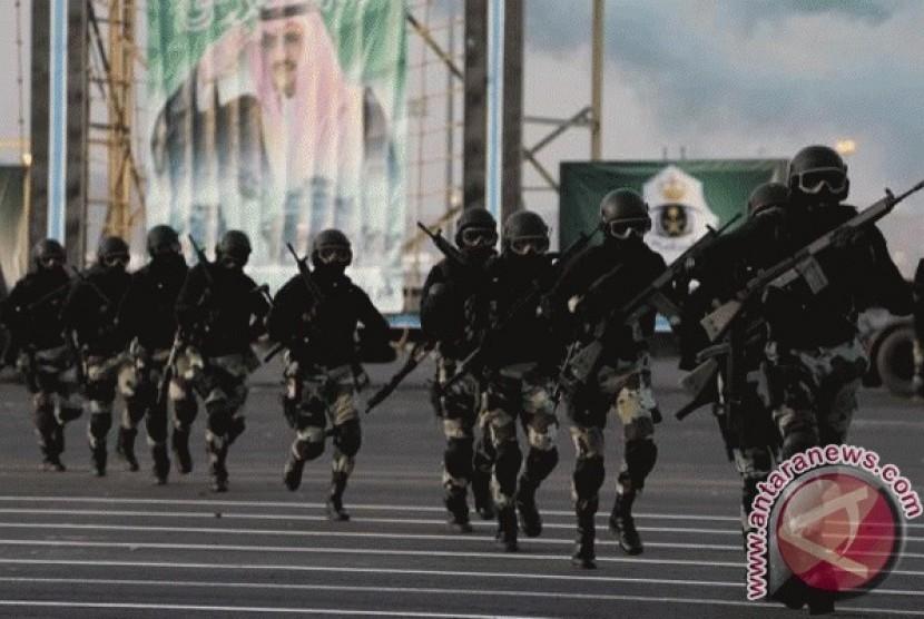 Pasukan khusus saudi