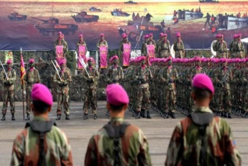 Pasukan Marinir TNI AL