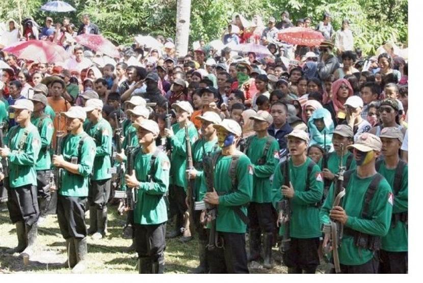 Komunis Filipina