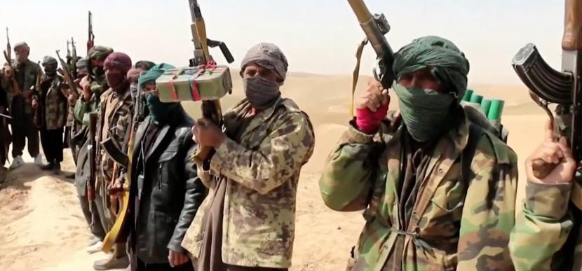 Pasukan taliban di Afghanistan