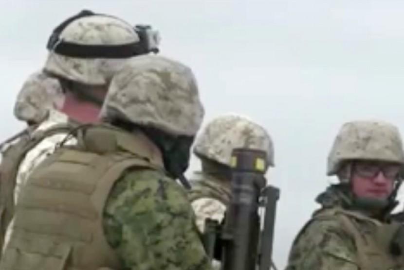 Pasukan tentara Amerika Serikat