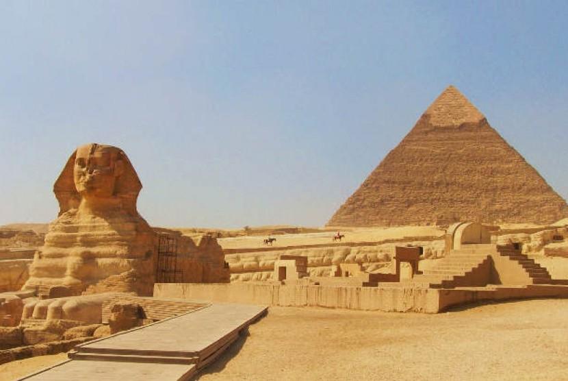 Begini Kata Alquran Soal Piramida (1) | Republika Online