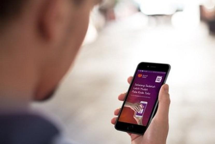Paypro bersama Rumah Zakat telah meluncurkan layanan pembayaran zakat, infak dan sedekah melalui aplikasi Paypro.