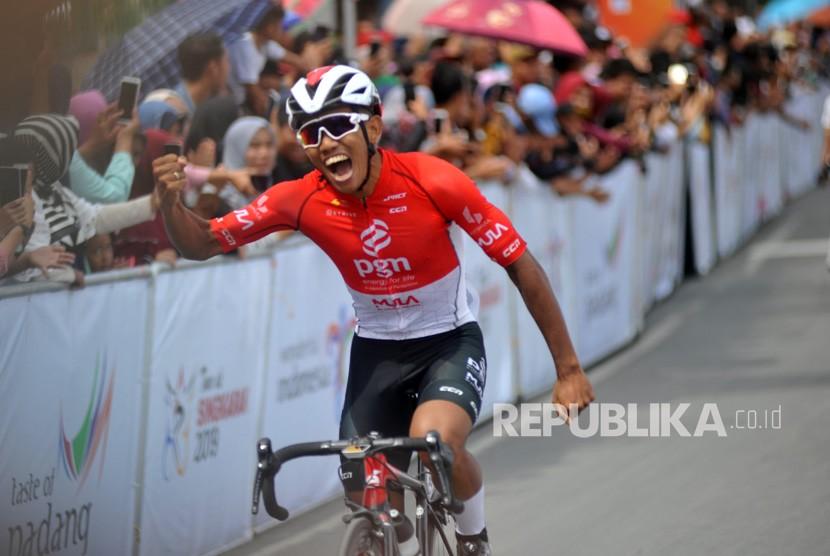 Filipina Lawan Terberat Tim Road Race di SEA Games 2019