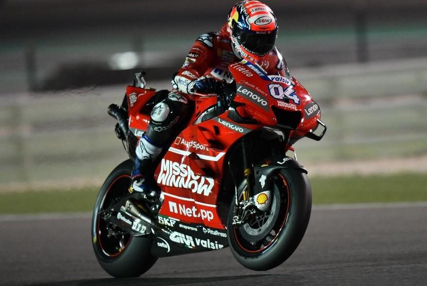 Pebalap Mission Winnow Ducati, Andrea Dovizioso