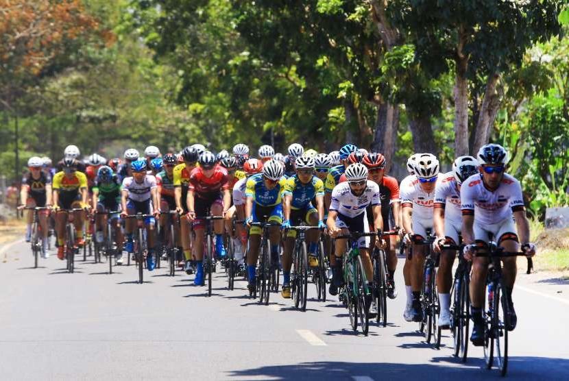 Tour de Banyuwangi Ijen (ITDBI), Banyuwangi, East Java, Wednesday (Sept 26).