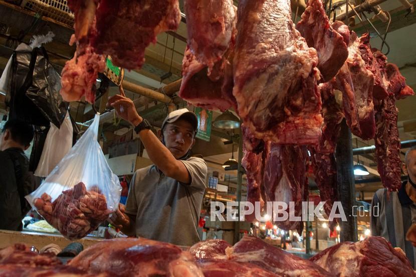 Harga Daging Sapi di Solo Jelang Lebaran Tembus Rp130.000/Kg (ilustrasi).