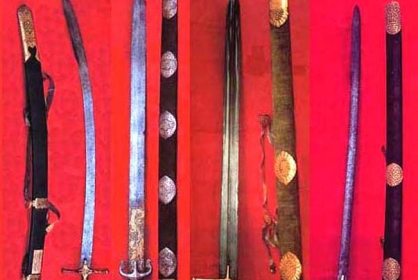 Pedang-pedang Rasulullah