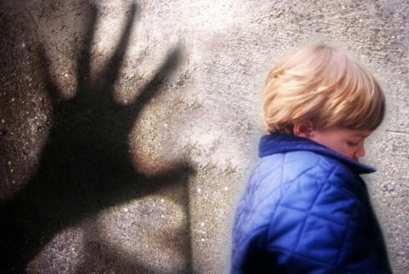 pedofilia - ilustrasi