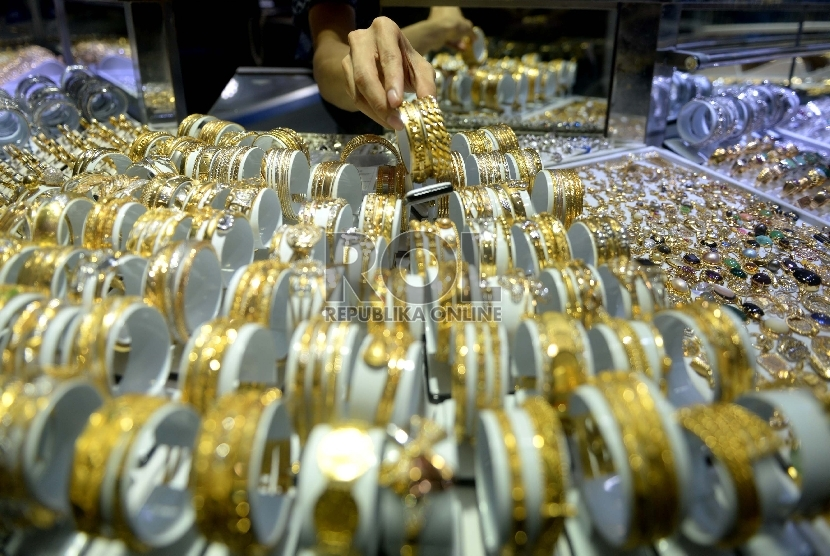 Perhiasan Emas Yang Dijual Di Arab Dari Jawa Timur Republika Online