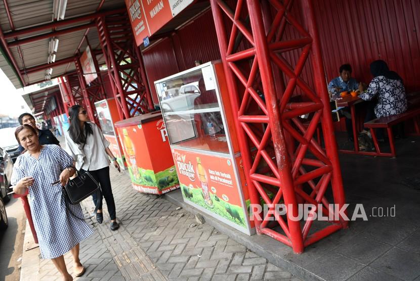 Pasar Swalayan di Surabaya Diminta Sediakan Tempat UMKM (ilustrasi).