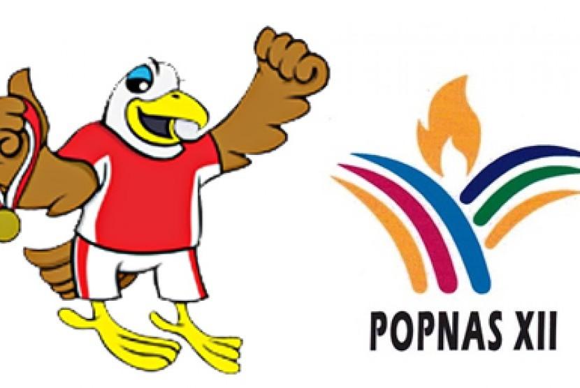 Pekan Olahraga Pelajar Nasional (Popnas) XII/2013.