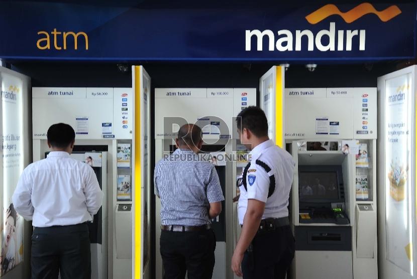 Bank Mandiri Akan Luncurkan Pembayaran Kode Respons Cepat Republika Online