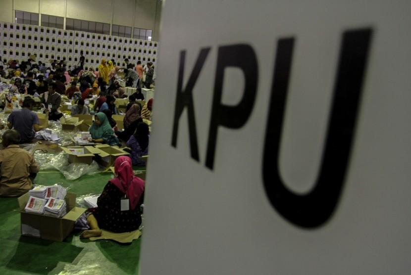 600 Tenaga Sorlip Surat Suara Disiapkan KPU Cirebon