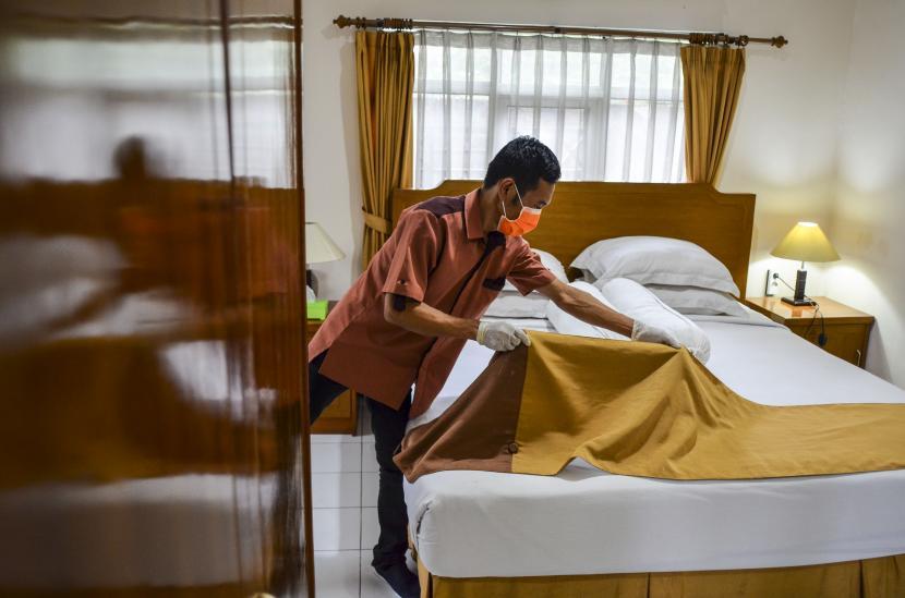 Pasien Covid 19 Di Cirebon Antre Isolasi Di Hotel Republika Online