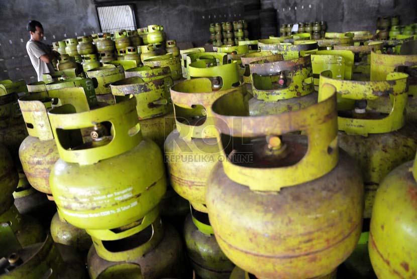 Esdm Harga Baru Gas Elpiji 3 Kg Diumumkan Bulan Depan Republika Online