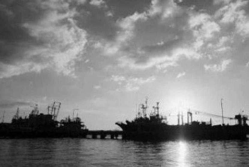 Pelabuhan di Indonesia, Ilustrasi