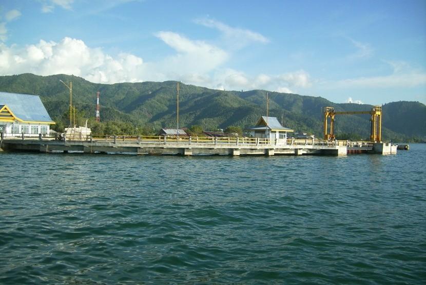 Pelabuhan (ilustrasi)