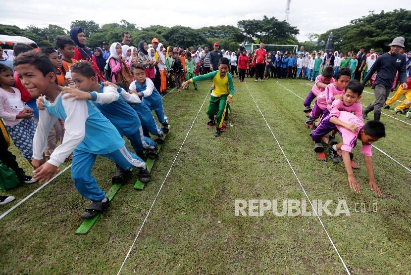 Babel Tuan Rumah Festival Olahraga Tradisional Nasional Republika Online