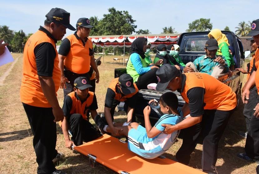 Hadapi Bencana, Sukabumi Perkuat Kelurahan Tangguh Bencana (ilustrasi).