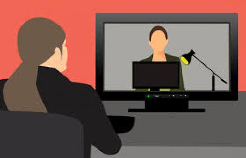 Pelaku kejahatan siber mengetahui tren konferensi video di tengah pandemik Covid-19 (Foto: ilustrasi konferensi video)