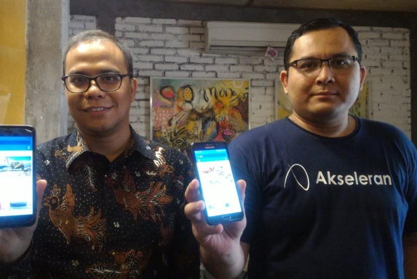 Pelaku usaha fintech peer to peer (P2P) lending, PT Akseleran Keuangan Inklusif Indonesia (Akseleran) membidik pembiayaan usaha kecil menengah (UKM) hingga satu triliun rupiah pada 2019.