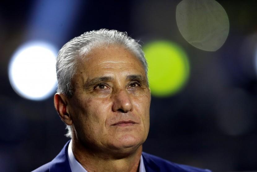 Pelatih Brasil Tite