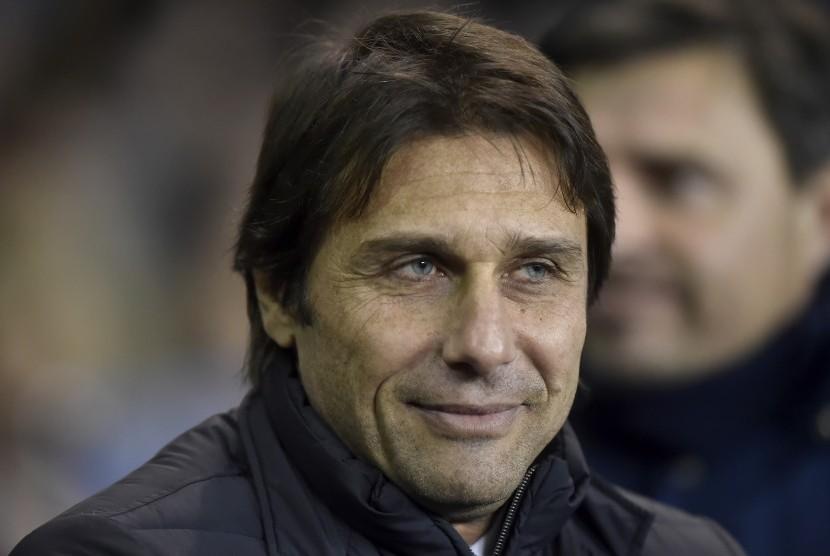 Pelatih Chelsea, Antonio Conte.
