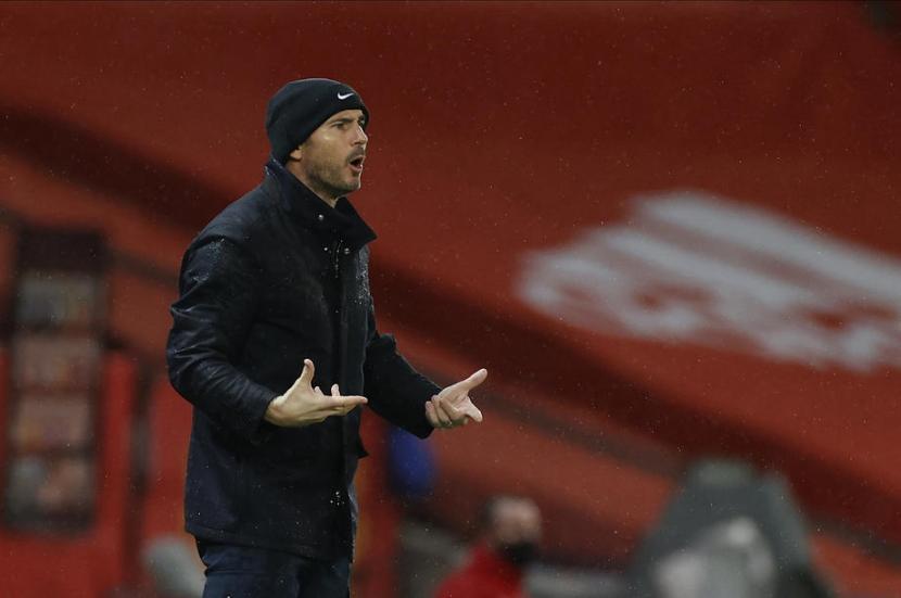 Lampard Frustasi Chelsea tak Mendapat Pinalti