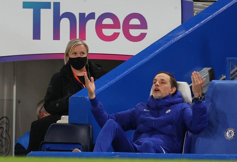 Pelatih Chelsea Thomas Tuchel