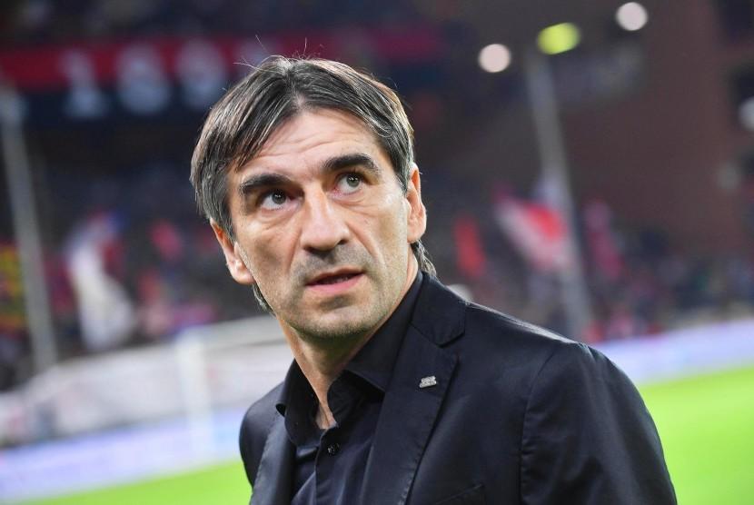 Pelatih Genoa Ivan Juric.