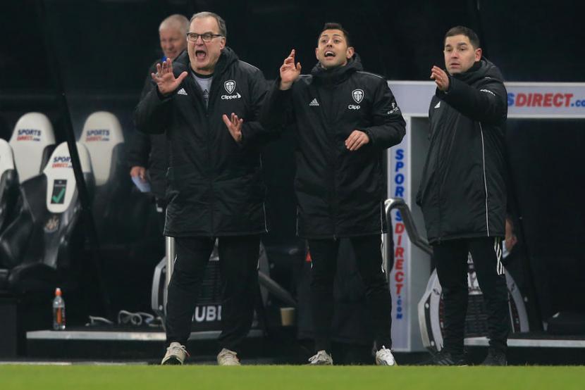 Bielsa Bicara Kemenangan Leeds atas Newcastle