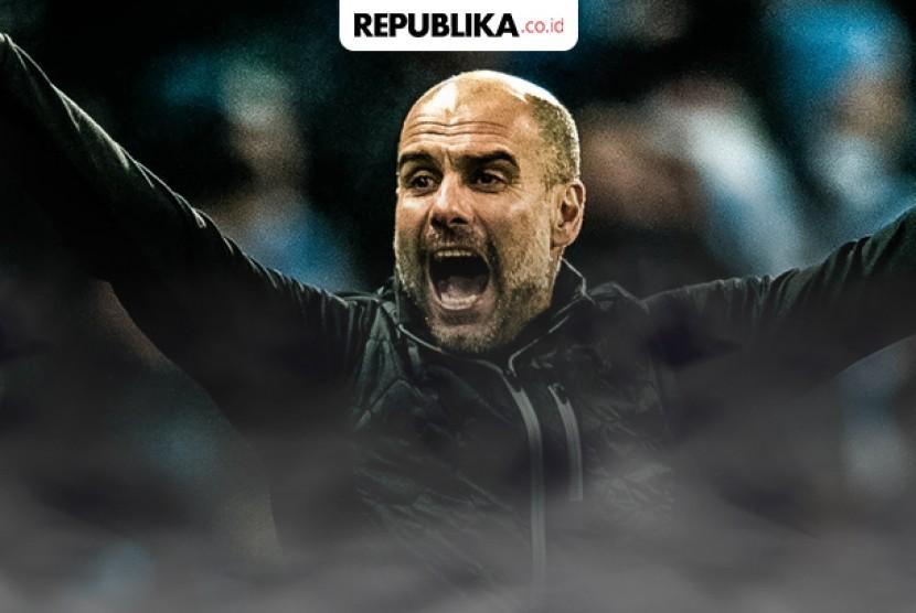 Waspada Madrid, Guardiola Punya Catatan Apik di Bernabeu!