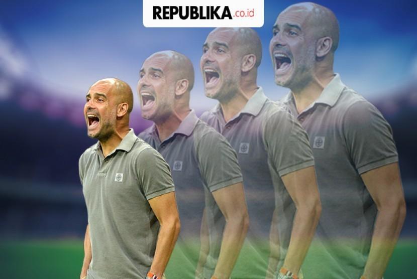 Pep Masih Yakin City Tampil di Liga Champions Musim Depan