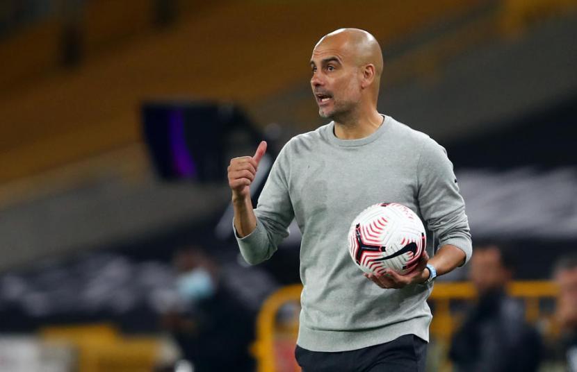 Guardiola Berharap Tinggal Lebih Lama di Manchester City