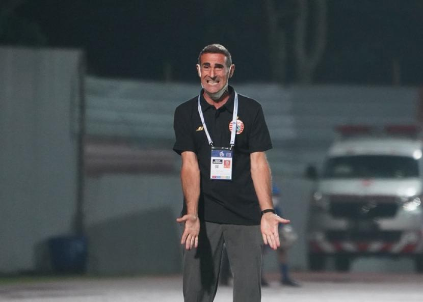 Pelatih Persija Angelo Alessio