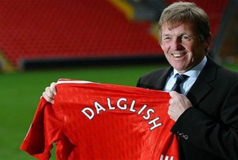 Pelatih the Reds, Kenny Dalglish