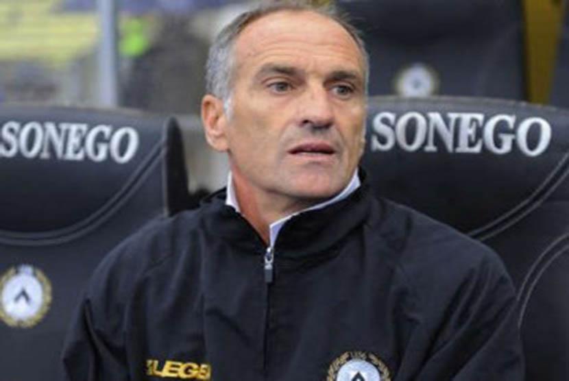 Pelatih Udinese Francesco Guidolin