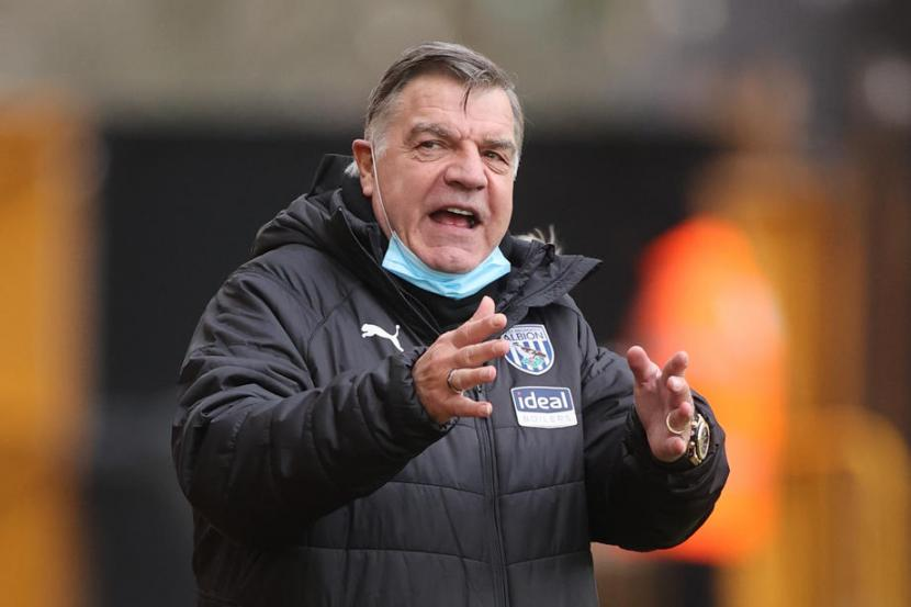 West Bromwich Ditekuk Spurs, Allardyce Sorot Konsentrasi Tim
