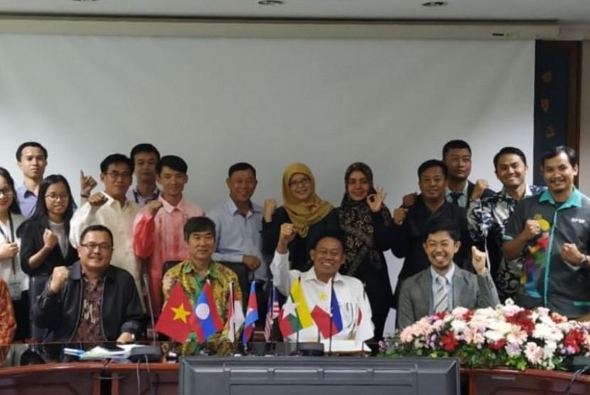Pelatihan manajemen pengairan Kementan di Sulawesi Selatan