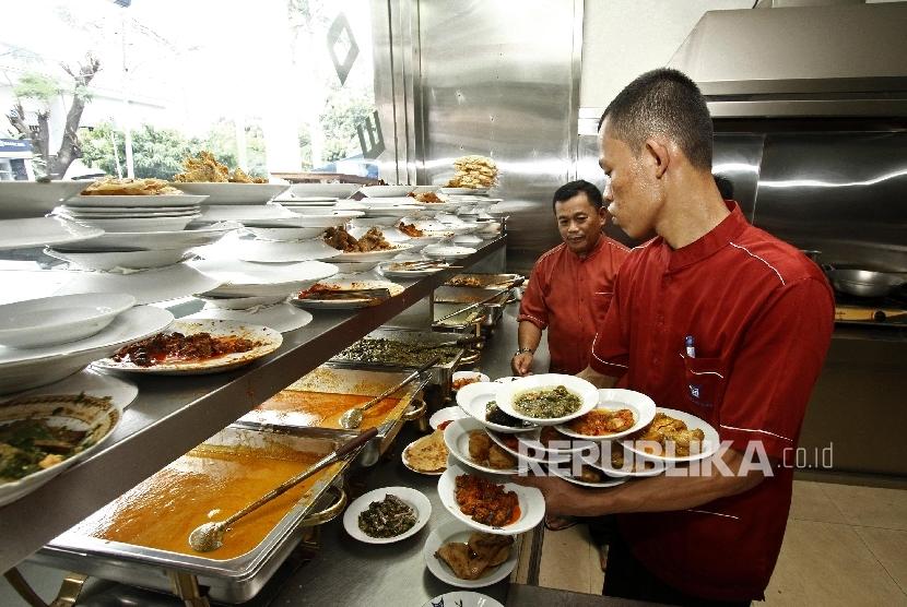 Trik Sehat Makan Nasi Padang Republika Online