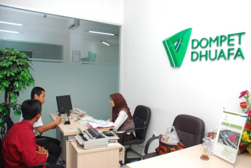 Pelayanan Dompet Dhuafa