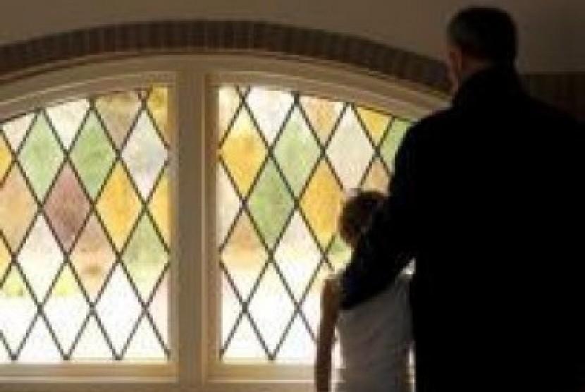 Pelecehan seksual anak di gereja Katolik (ilustrasi)
