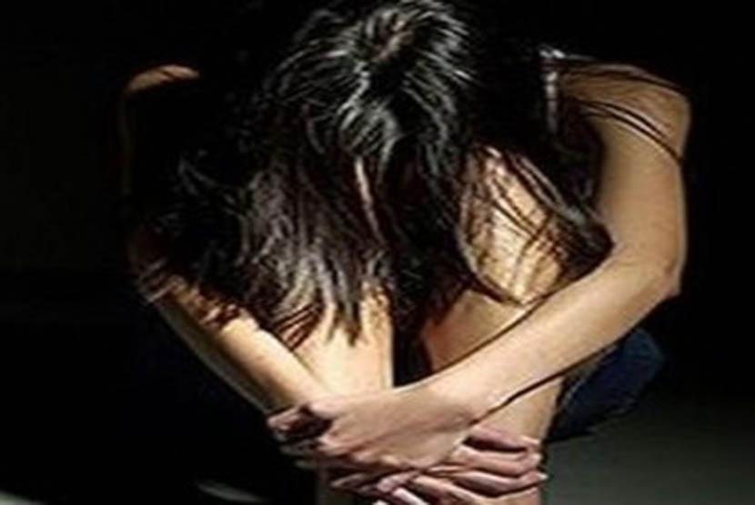 pelecehan seksual (ilustrasi)