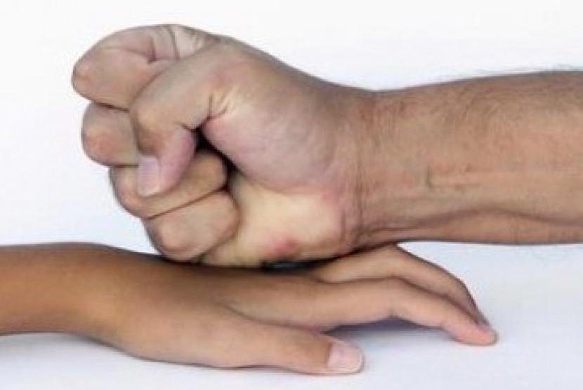 Pelecehan seksual terhadap anak (ilustrasi)