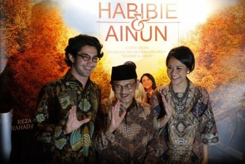 Peluncuran film Habibie & Ainun