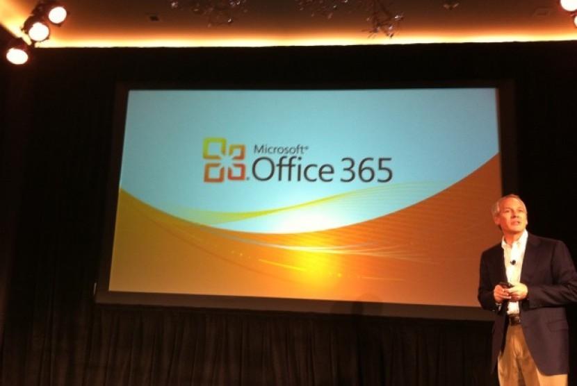 Peluncuran Microsoft Office 365