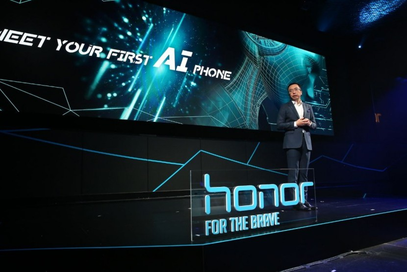 Peluncuran ponsel Honor