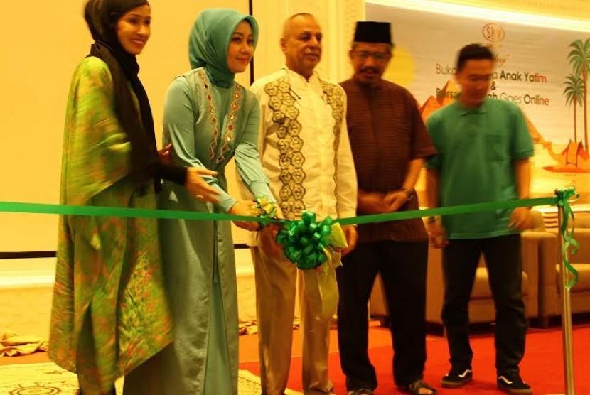 Peluncuran portal www.bursasajadah.com