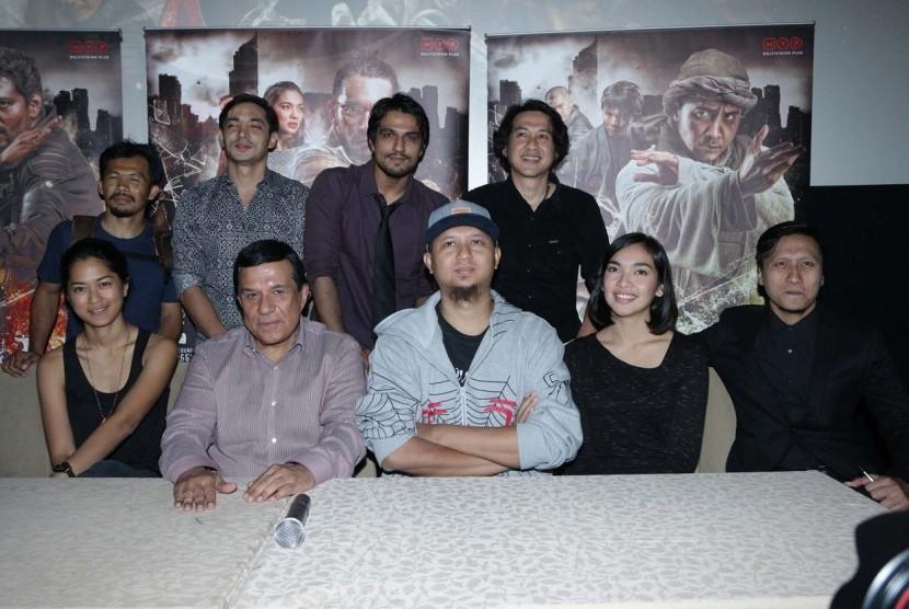 Peluncuran trailer film terbaru MVP Pictures '3'